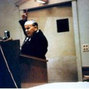 Homenagem ao centenario do profeta William Branham