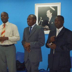Notícias vindas de Angola