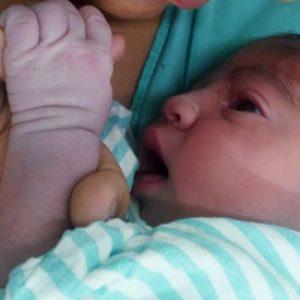 Nasceu Josias Ricardo filho do  Serginho e Mara Rute