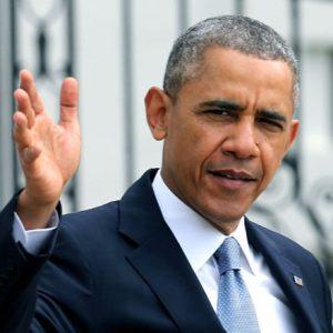 Barack Obama, significado:  O raio que caiu do céu