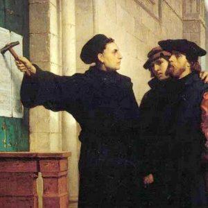 As 95 Teses de Lutero(original em latim)