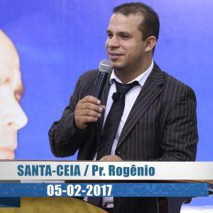 Pastor Rogênio e a reunião em Araçatuba