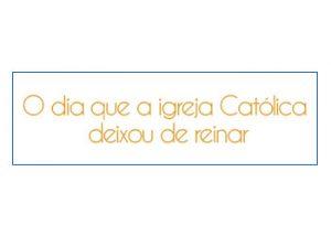 Decreto Lei nº 181 de 24 de janeiro de 1890 (O dia que a igreja Católica deixou de reinar)