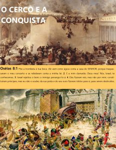 O Cerco e a Conquista